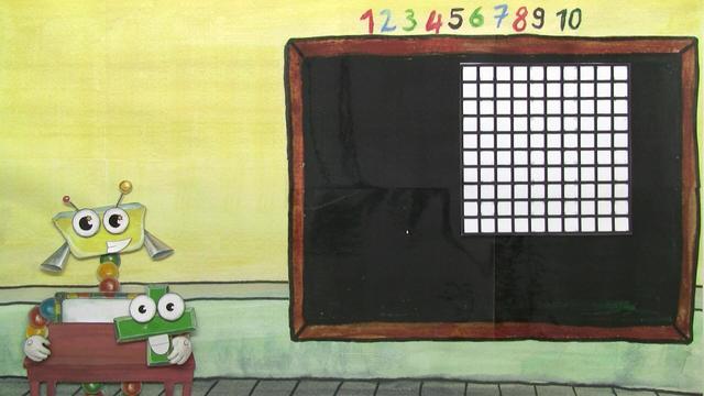 Die Tausendertafel – Anzahlen bestimmen