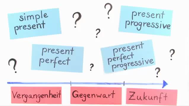 Simple Present or Present Progressive?