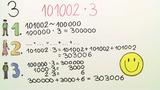 Halbschriftliches Multiplizieren