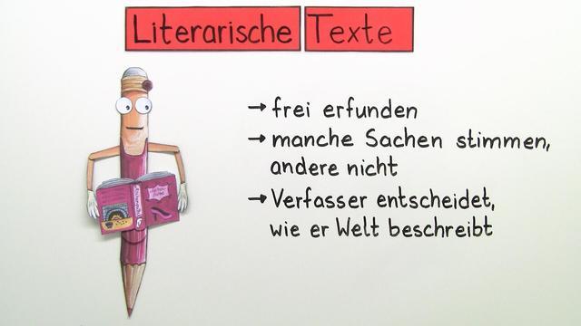 Literarische Texte