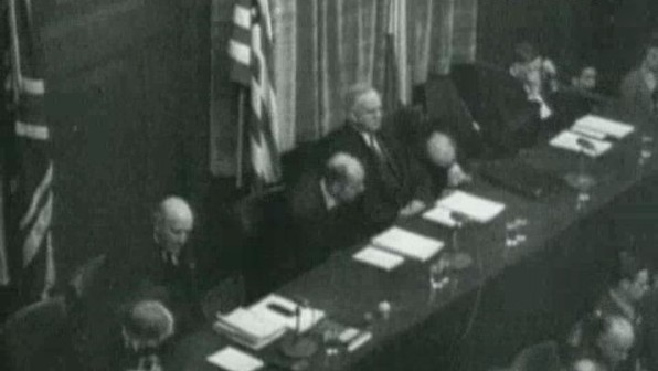 1946 - Das Tribunal der Sieger