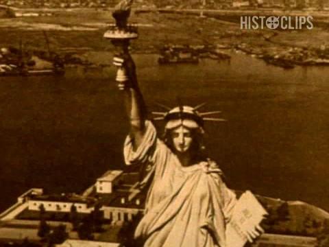 Freiheitsstatue: Statue of Liberty – Englisch in 4 Minuten erklärt.