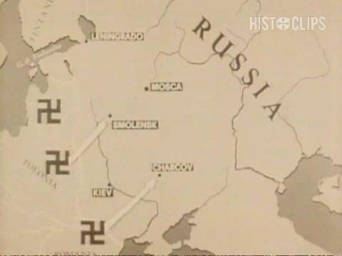 Schlacht Um Stalingrad Karte.Schlacht Um Moskau Geschichte Online Lernen