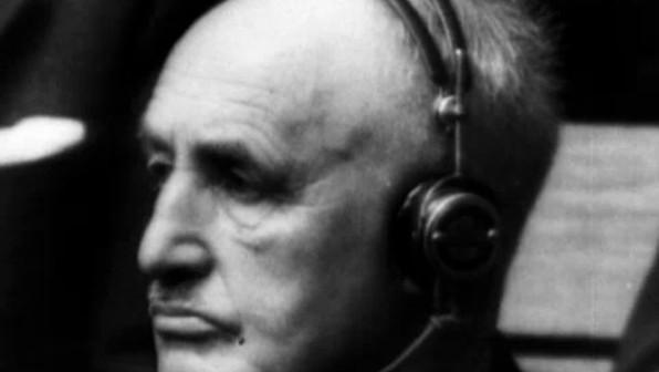 Der Nürnberger Prozess: Julius Streicher
