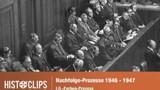 Nürnberger Nachfolgeprozesse - Angeklagte der IG-Farben