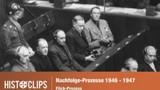 Nürnberger Nachfolgeprozesse - Angeklagte im Flick-Prozess