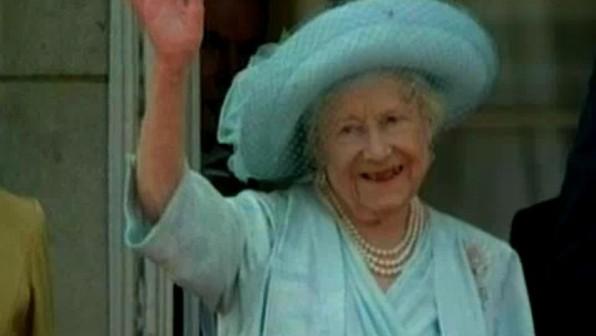 """Elizabeth """"Queen Mum"""" Bowes-Lyon"""