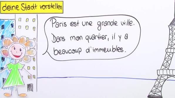 Kennenlernen auf französisch