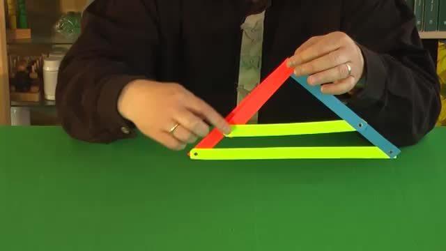 Strahlensätze – Dreiecksabschnitte (2)