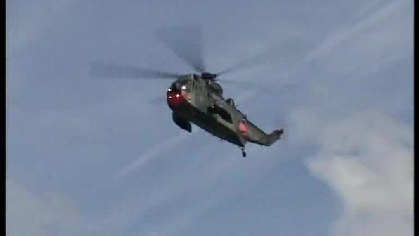 Willi auf See - Rettung mit dem Hubschrauber