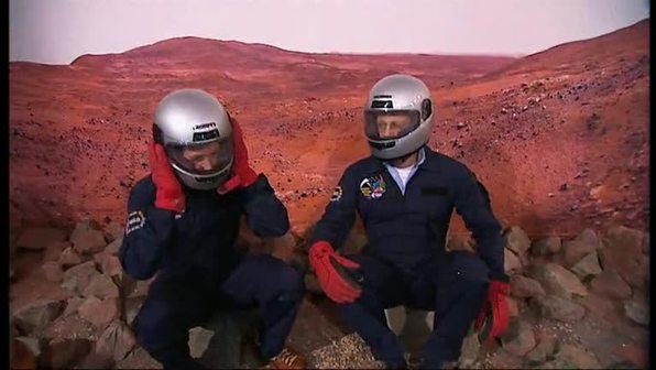 Willi und der Weltraum – Auf zum Mars!