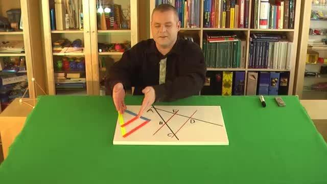 Strahlensatzfigur – Gleichungen erkennen (2)