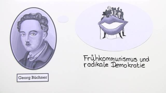 Büchners Leben
