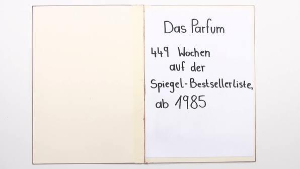 """""""Das Parfum"""" – Inhaltsangabe (Süskind)"""