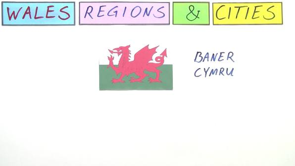 Wales – Regions, Cities and Sights