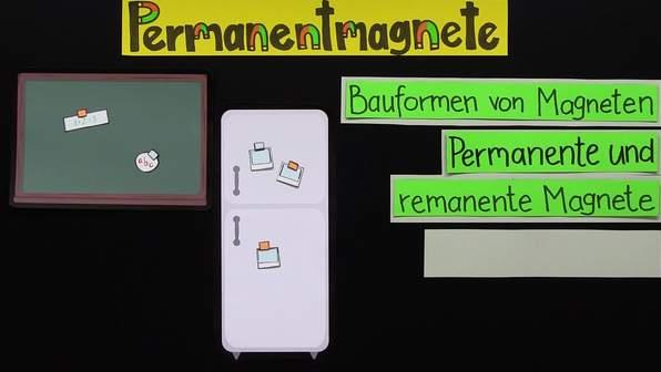 Permanentmagnete – Was ist ein Magnet?