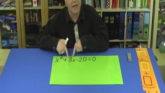 Quadratische Ergänzung – Aufgabe (1)