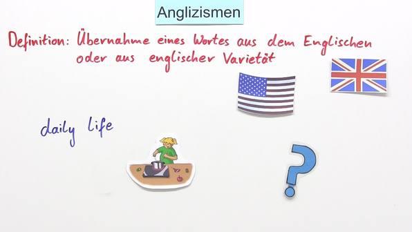 Anglizismen