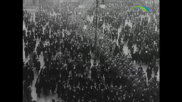 Die Novemberrevolution und die Ausrufung der Republik 1918