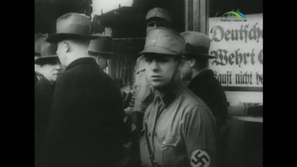 Die Rassenpolitik im Dritten Reich