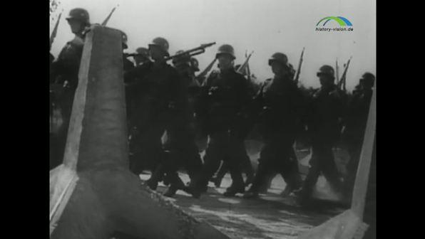 Der Verlauf des Zweiten Weltkriegs 1939 - 1941