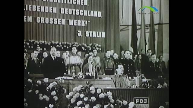 FDJ – Die Jugend in der DDR