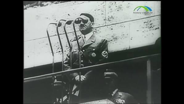 1. August 1936 – Die Eröffnung der Olympischen Spiele in Berlin