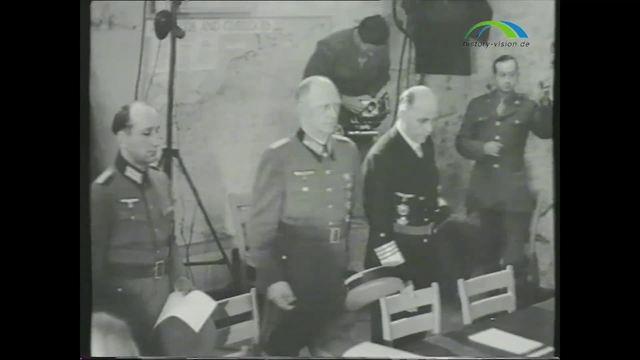 7. Mai 1945 – Die Kapitulation Deutschlands