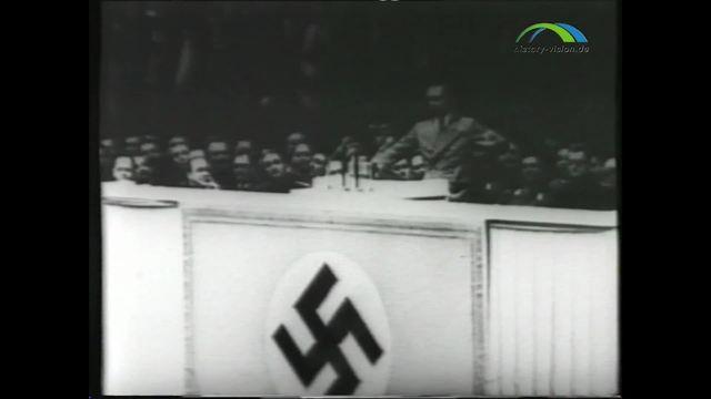 """Die Rede von Joseph Goebbels zum """"totalen Krieg"""""""