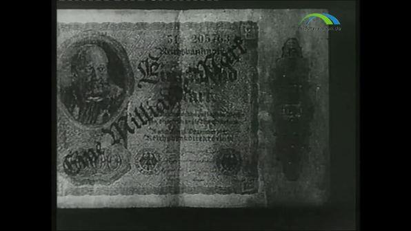 Die Hyperinflation von 1923