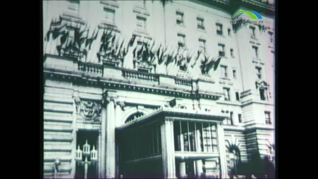 21. August 1944 – Die Konferenz von Dumbarton Oaks zur Gründung der UNO