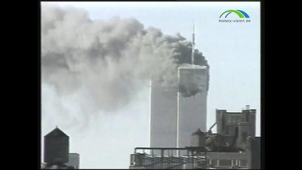 11. September 2001 –  Der Terrorangriff auf die USA