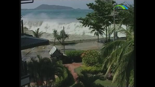 Der Tsunami vom 26. Dezember 2004