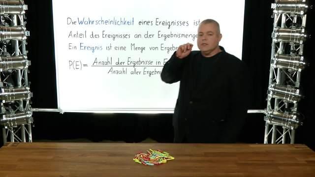 Laplace-Experimente – Laplace-Regel