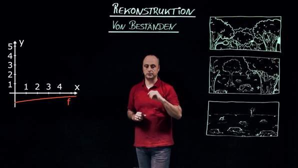 Rekonstruktion von Beständen – Einführung