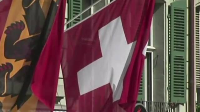 Bern - Hauptstadt der Schweiz