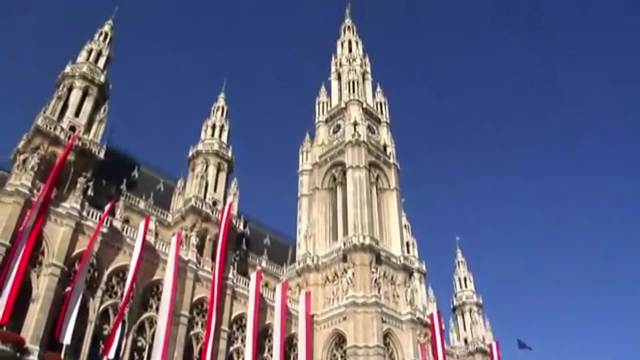 Wien - Haupstadt Österreichs