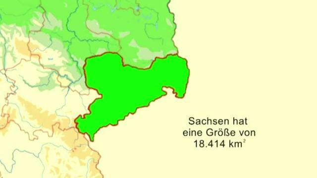 Sachsen - Überblick
