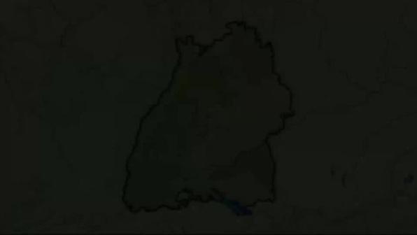 Baden-Württemberg - Naturraum
