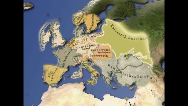 Das Europäische Mächteverhältnis und Deutschlands Außenpolitik vor dem Ersten Weltkrieg