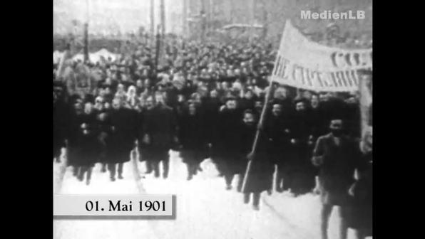 Die Russische Revolution bis zur Abdankung des Zars