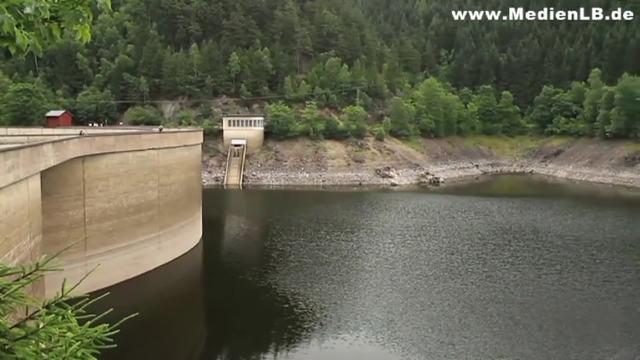 Wie entsteht ein See?
