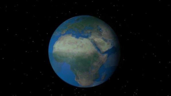 Wie sah die Erde zur Dinosaurierzeit aus?