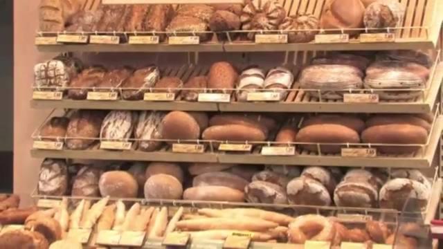 Getreide - Vom Mehl zum Brot