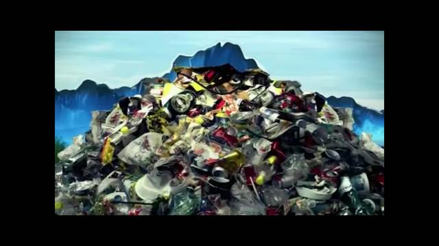 Die richtige Müllentsorgung