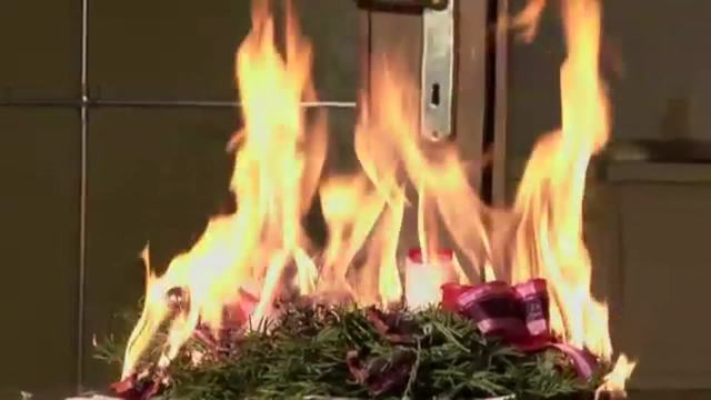 Feuer - Was tun, wenn es brennt?