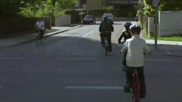 Sicher im Straßenverkehr – Unterwegs mit dem Fahrrad