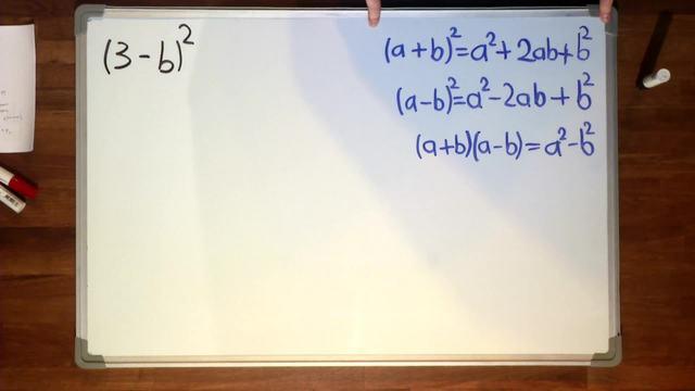 Binomische Formeln – Übung (2)