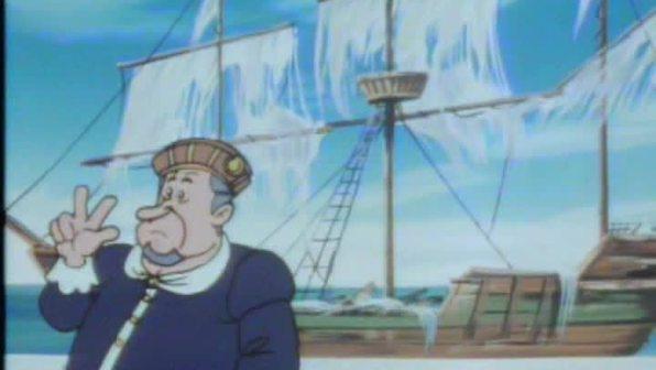 Reisen des Christoph Kolumbus – Es war einmal Amerika (Folge 8)