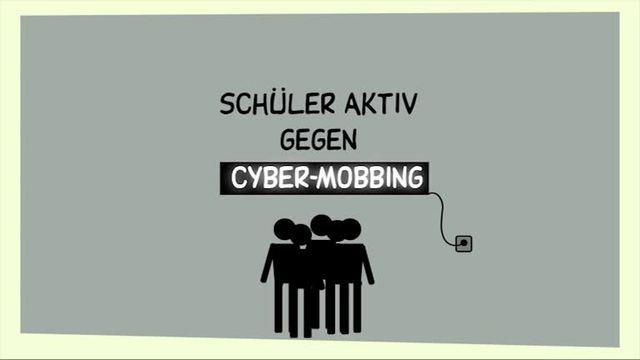 Schüler aktiv! Gegen Cybermobbing